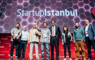 Homade juara 3 Startup Istanbul 2017 di Turki