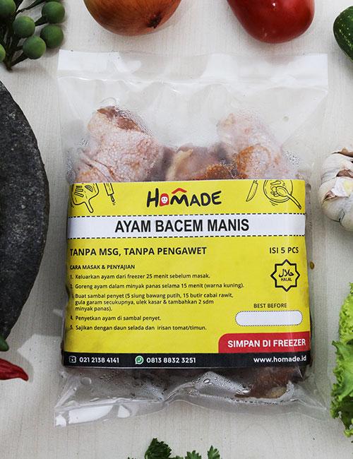 Ayam Bacem Manis